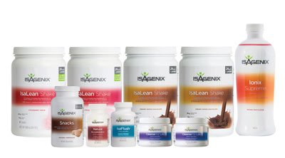 Isagenix 30 Day Weight Loss System