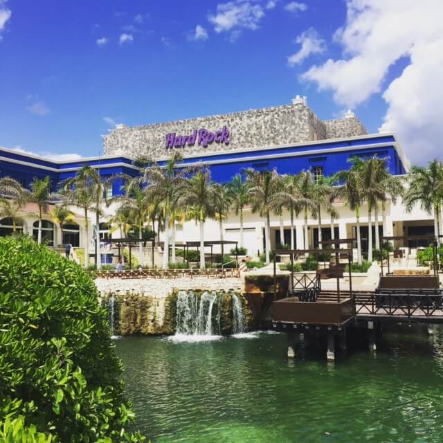 Hard Rock Hotel in Riviera Maya