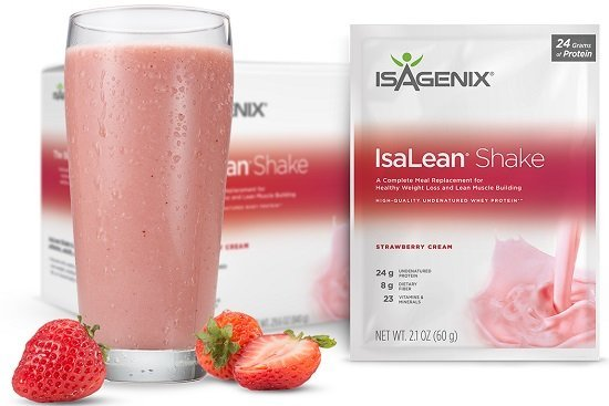 Switch Up Your IsaLean Shakes