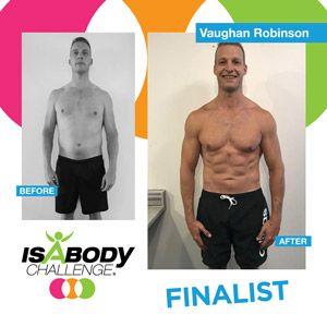 Vaughan Robinson
