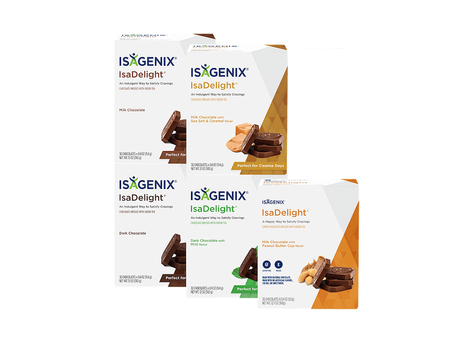 IsaDelights (Healthy Chocolates)