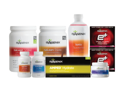 Isagenix 30 Day Energy System