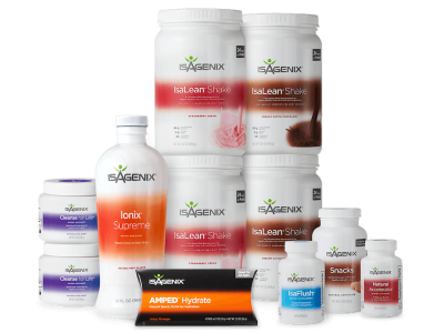 Isagenix America 30 Day Cleansing System