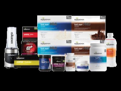 Isagenix Energy & Performance Premium Pack