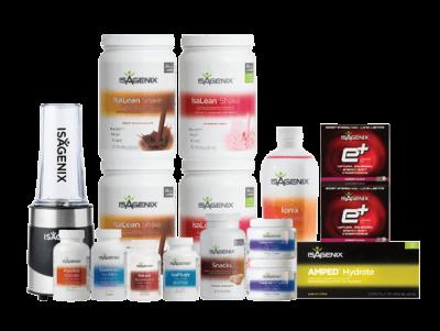 Isagenix Energy Premium Pack