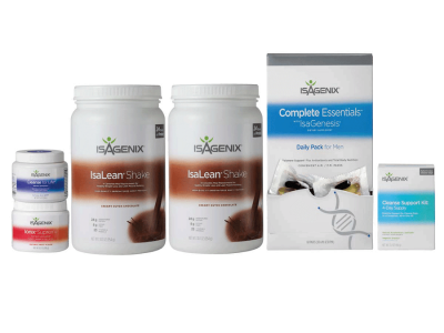 Isagenix Healthy Aging System