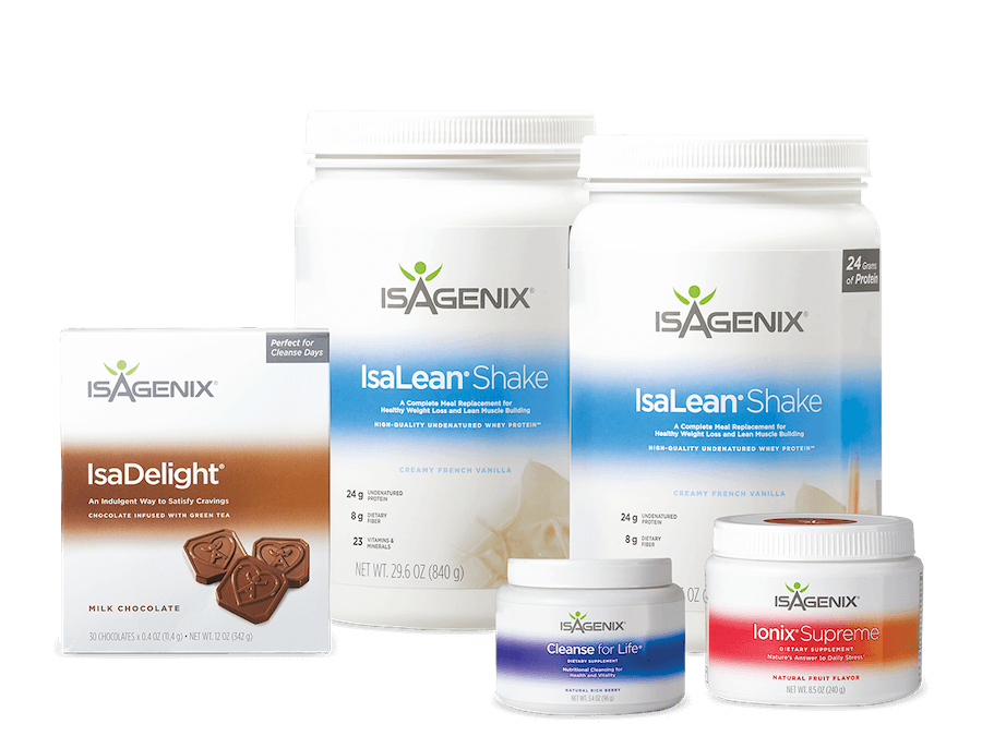Isagenix Healthy Lifestyle Pack
