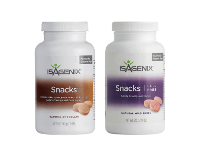 Isagenix Snacks
