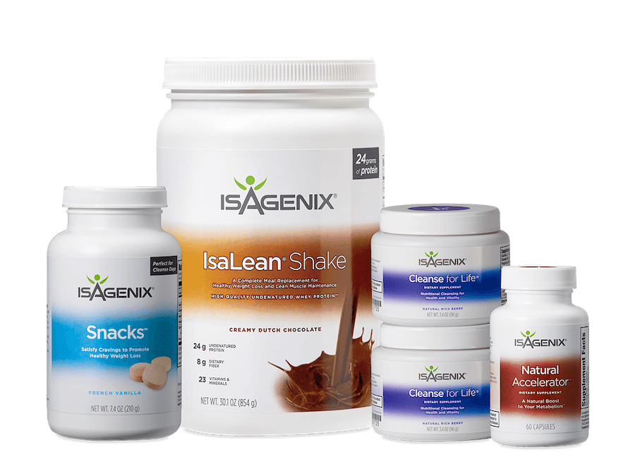 Isagenix USA 9 Day Cleansing System