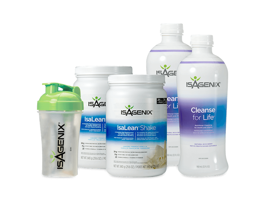 Shake & Cleanse Pack