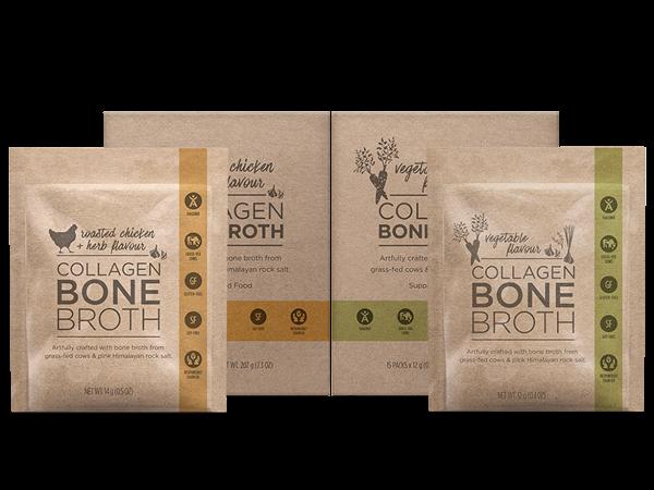 Isagenix Collagen Bone Broth